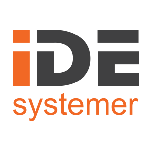 IDE Systemer – Profileringsbyrå Logo