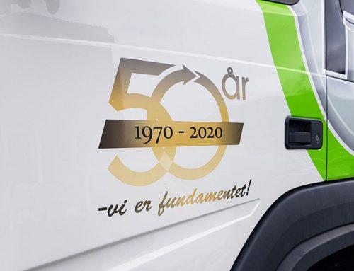 Hokksund Betong feirer 50 år