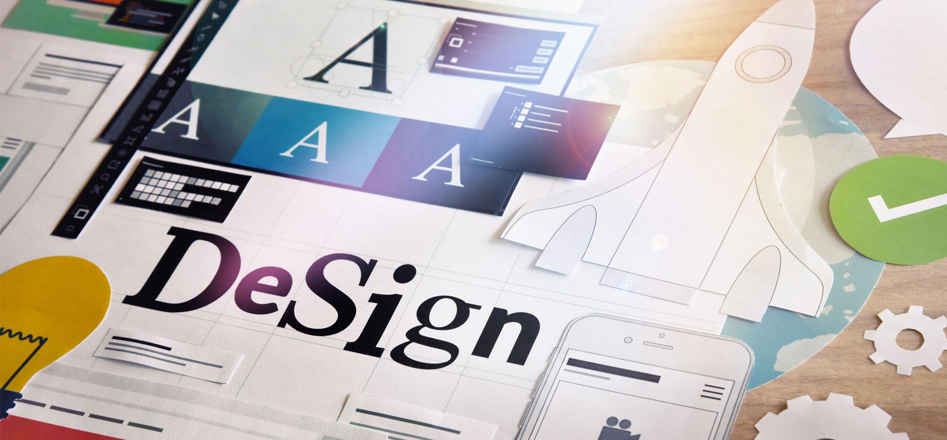 Ide Systemer gjør deg synlig med god og profesjonell design
