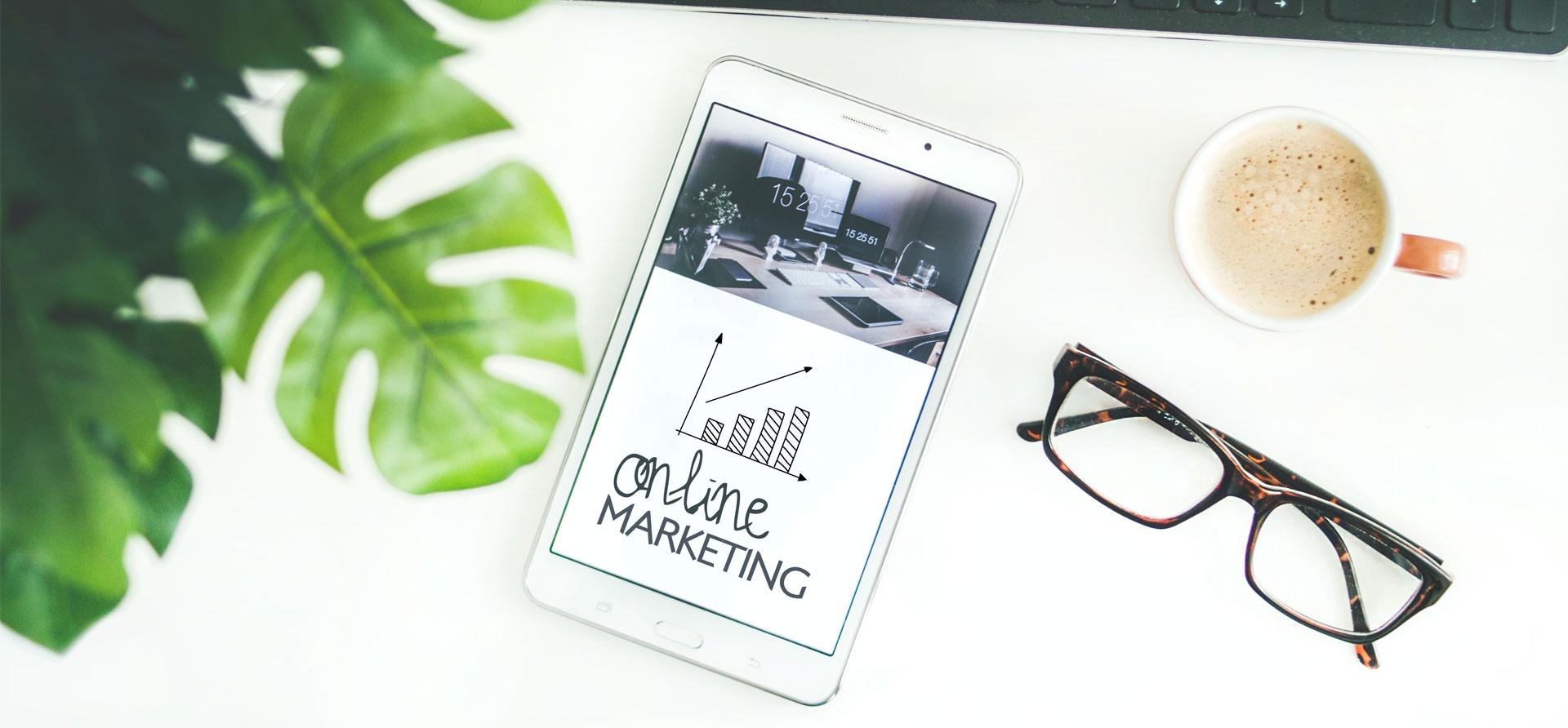 Digital markedsføring gjør deg synlig for dine kunder