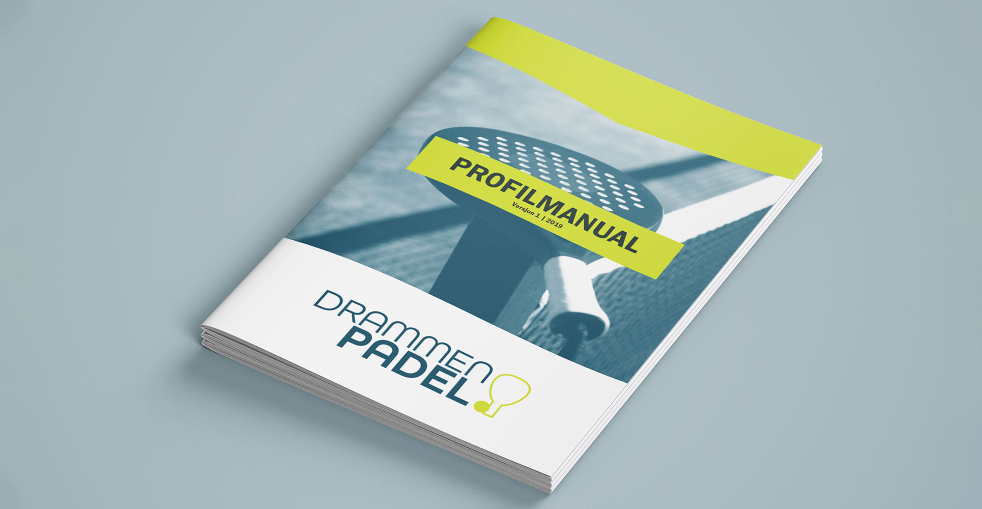 Profilhåndbok med retningslinjer for hele den visuelle profilen
