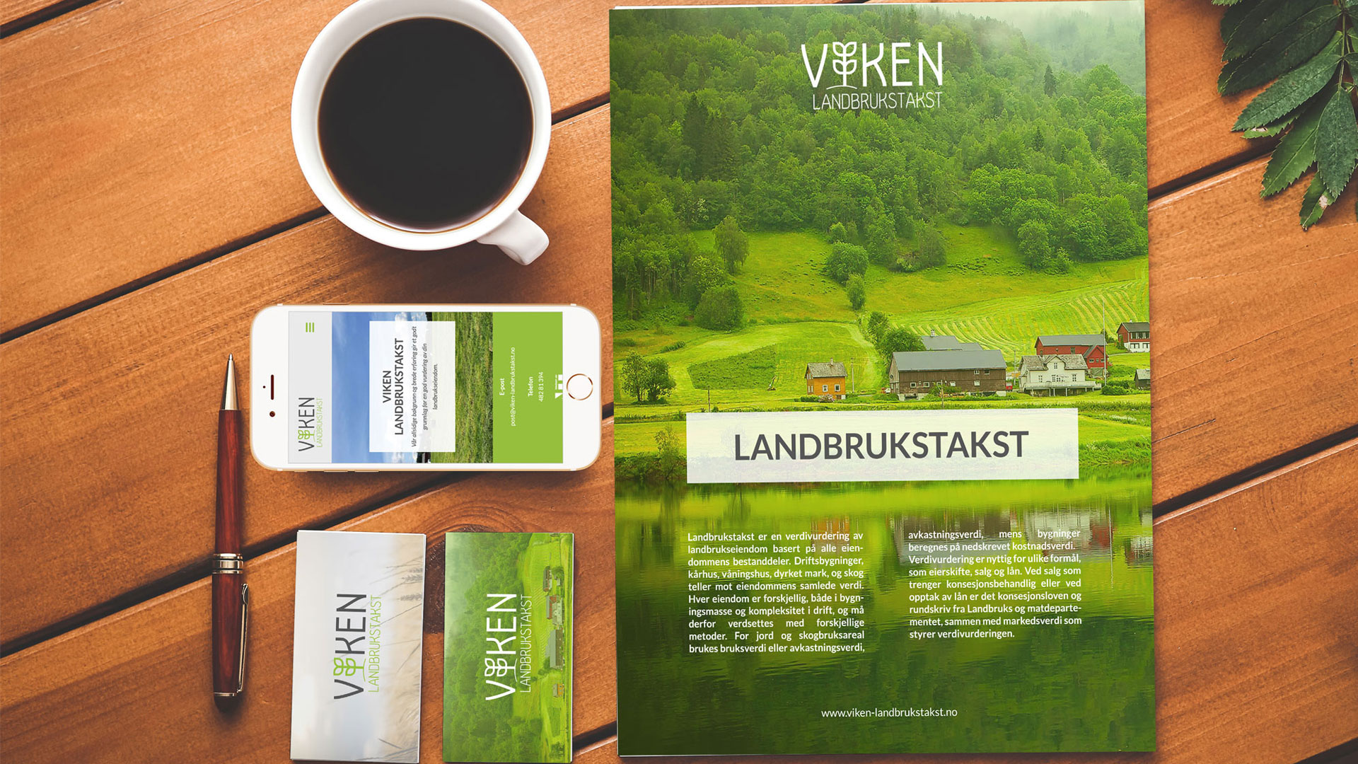 Prosjekter - Ide Systemer - Viken Landbrukstakst